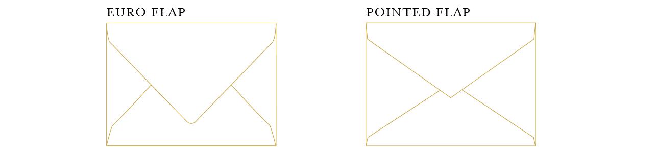 envelope flap styles