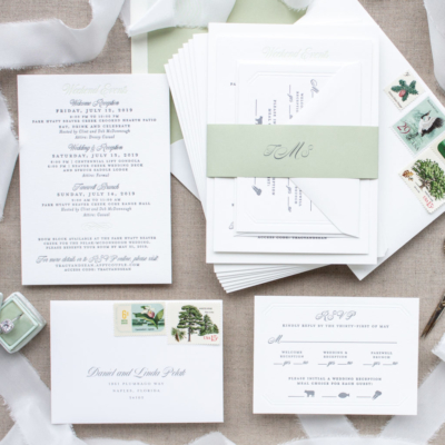 formal invitations for destination wedding