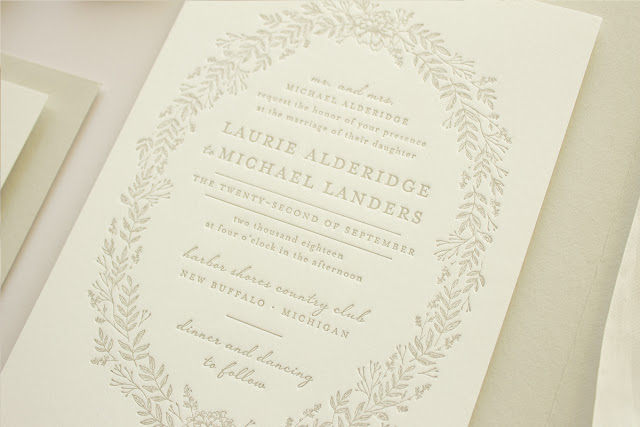 outdoor wedding invitations