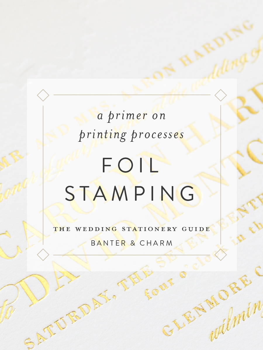 Banter and Charm Blog | Letterpress Wedding Invitations on Feedspot ...