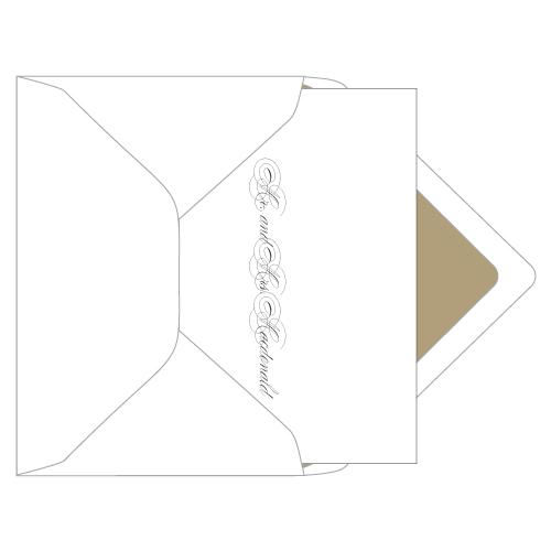 assembling inner envelopes