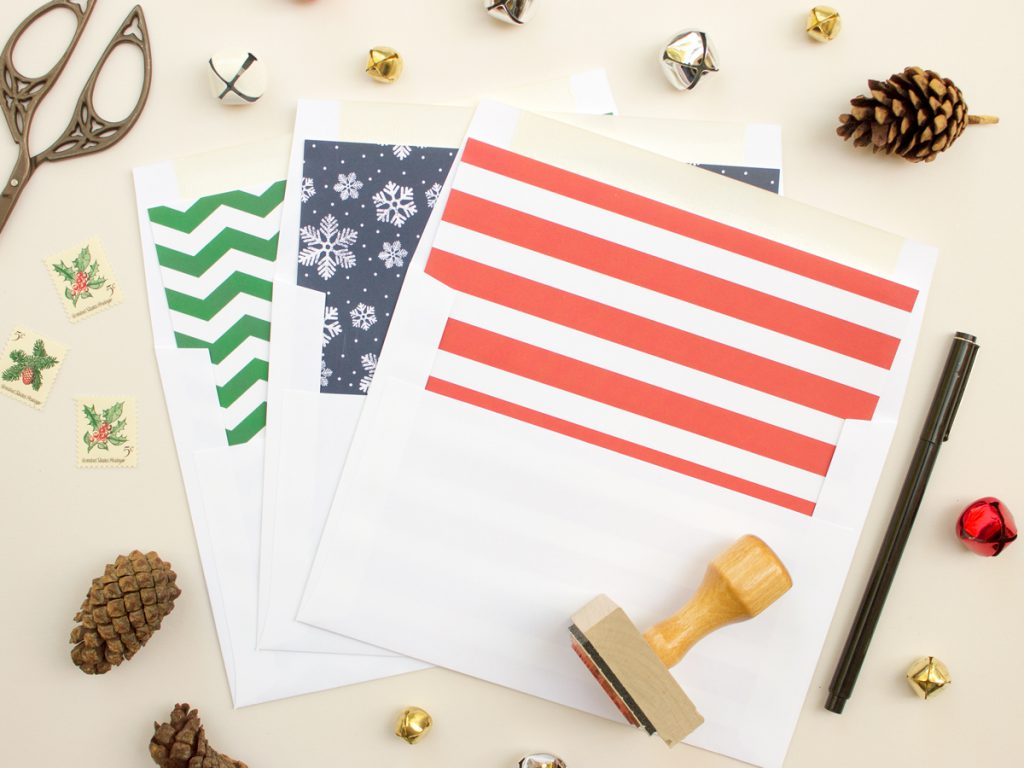 https://www.etsy.com/listing/204894601/pattern-envelope-liner-holiday-envelope
