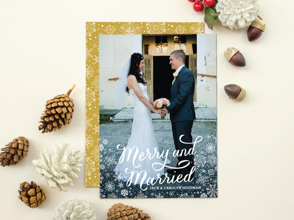 https://www.etsy.com/listing/110562091/newlywed-holiday-card-first-christmas