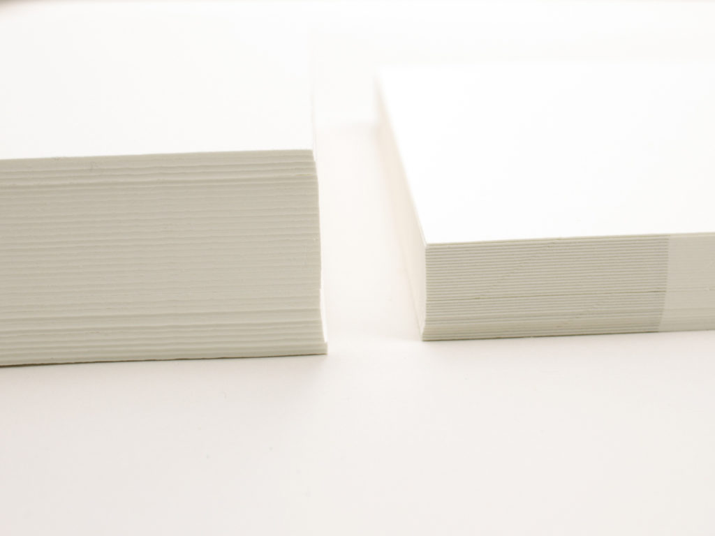 double thick cotton paper