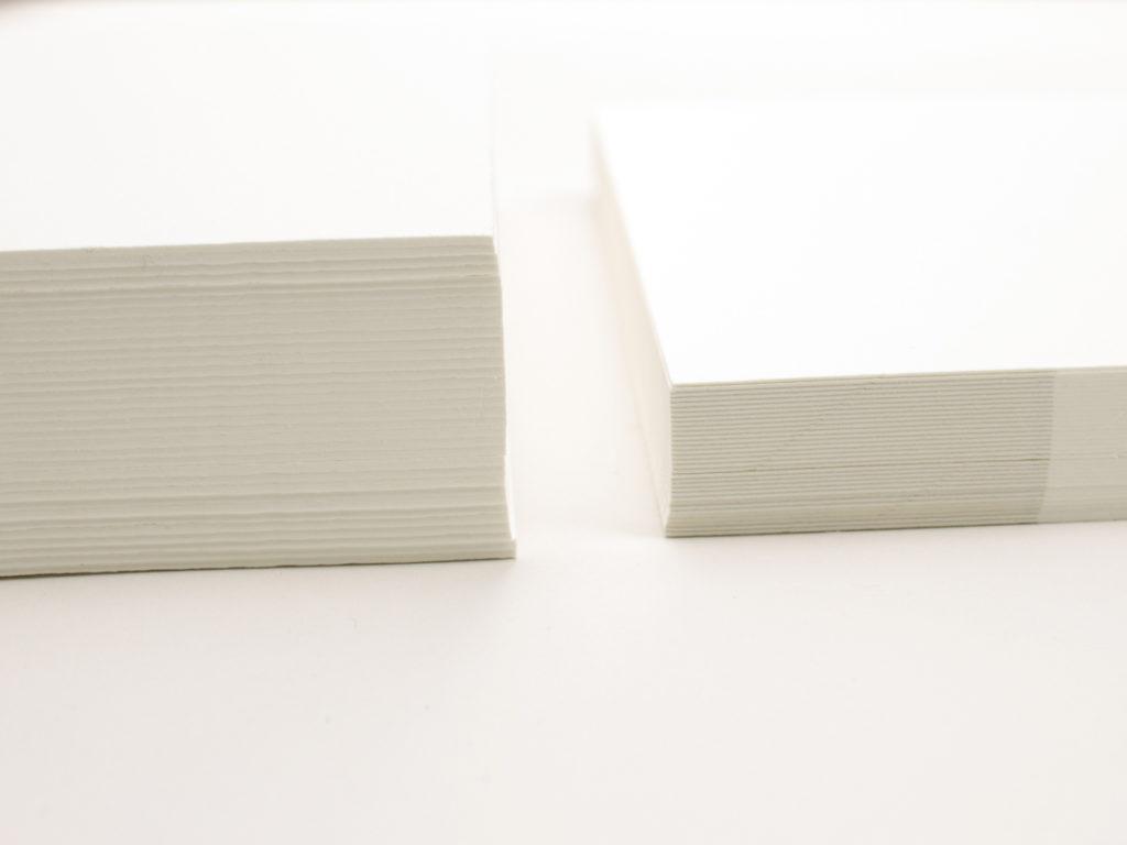 double thick cotton paper