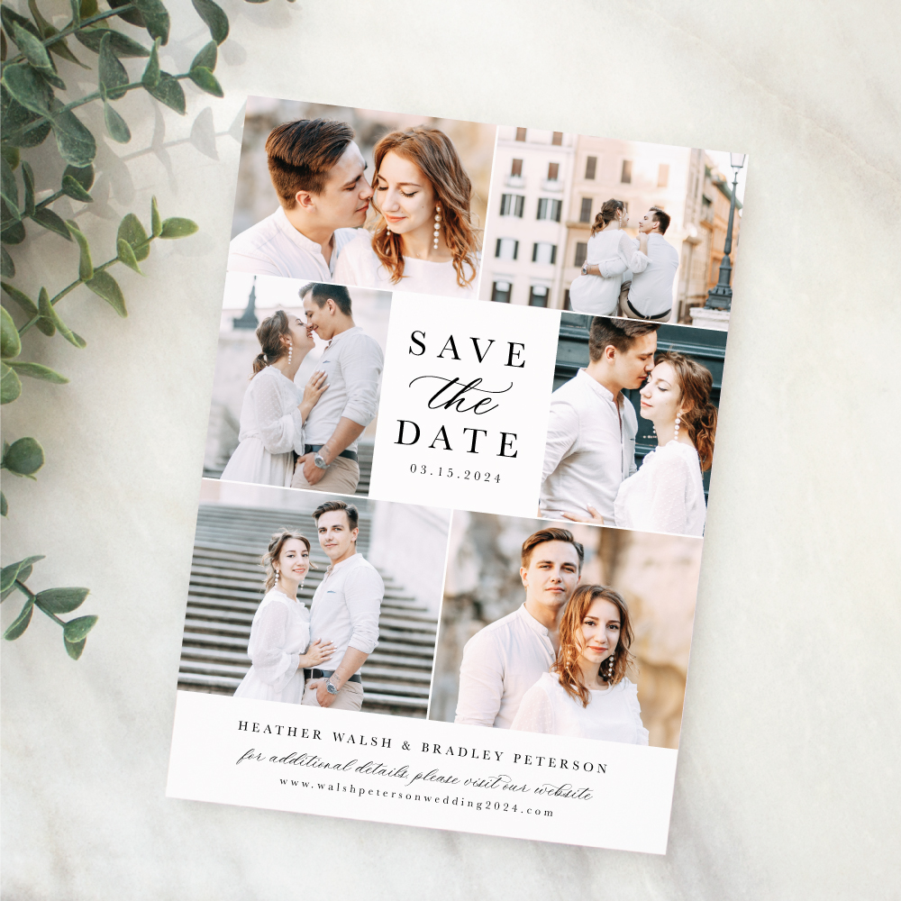 photo gallery save the date