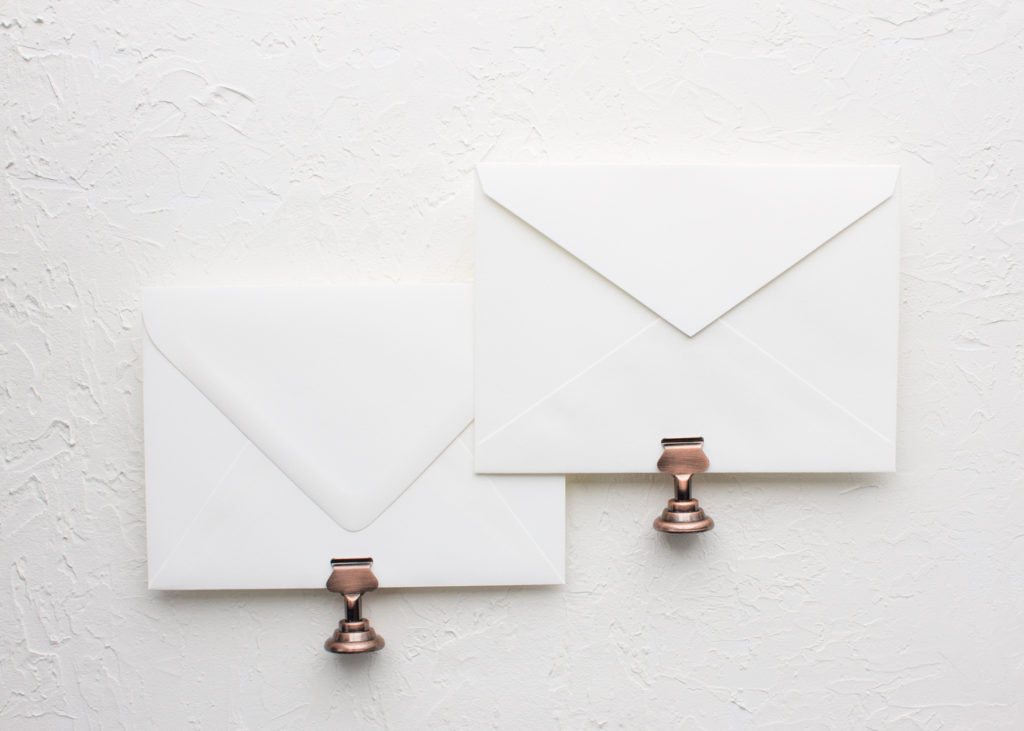 envelope flap styles