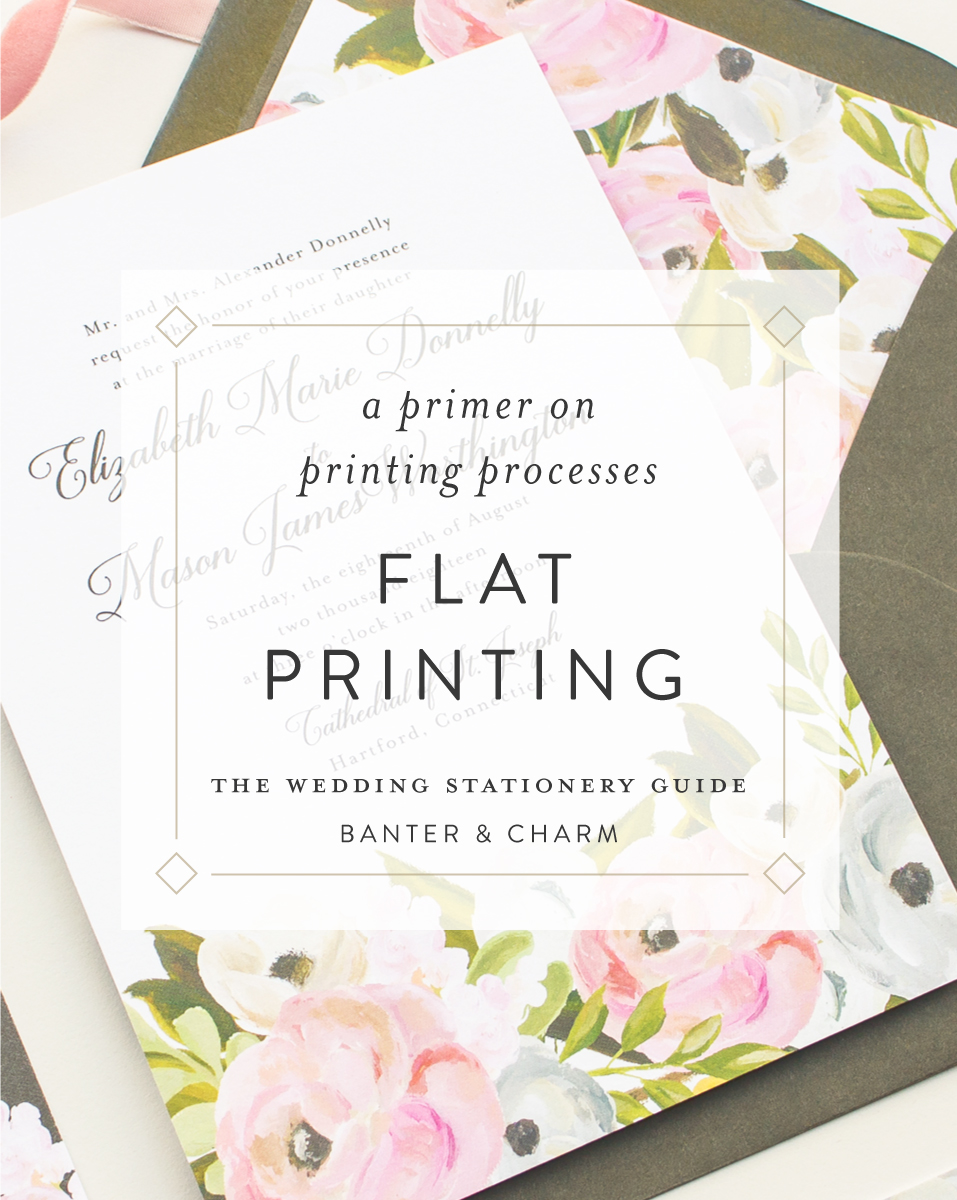 Wedding Stationery Guide Archives - Banter and Charm