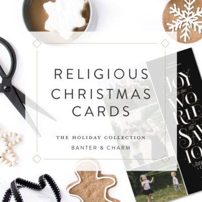 Religious Christmas Cards | 2020 Holiday Collection