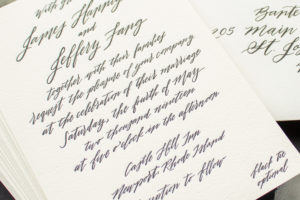rhode island wedding invitations