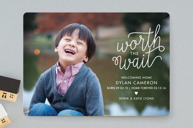 Worth the Wait Announcement for Minted
