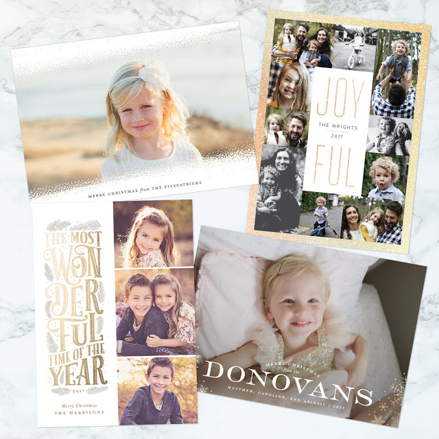 Minted Holiday Cards 2017