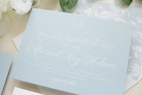 screen print wedding invitations archives banter and charm